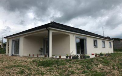 Faire construire une maison individuelle à Portieux pour leur retraite.