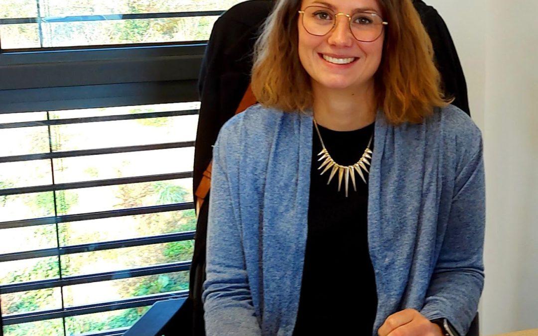 Océane LAURAIN : Au service de ses clients pour leur offrir la maison de leurs rêves